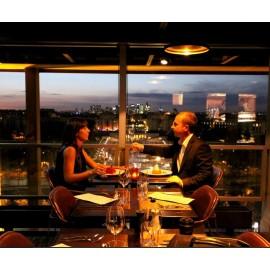 埃菲尔铁塔一楼晚餐99欧套餐
