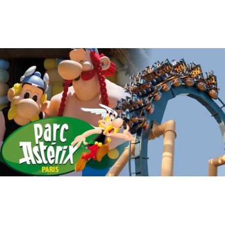 [约玩] 学生汇专车带你玩够Parc Asterix[paris]